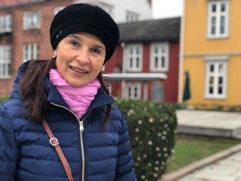 Elena Shalneva gleder seg til nye konserter i Drøbak kirke.