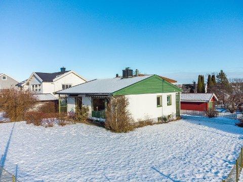TILBAKE I TID: På innsiden av dette huset er det som å reise tilbake til byggeåret 1964.