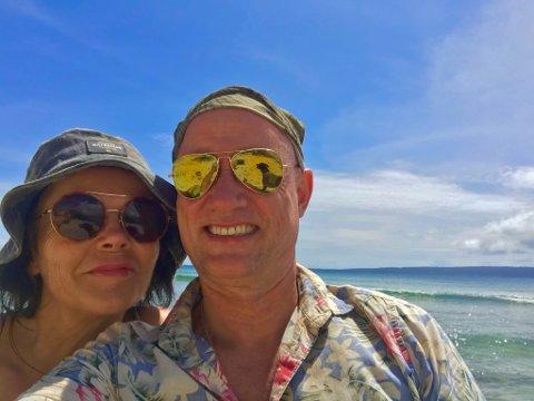 Anne Nesheim og Petter Lambine har utdannelse i å dykke med funksjonshemmede. – Vanner er minst 25 grader også på dypet, men man trenger ikke dykke. Her er det flott å sykle, padle kajakk, ri gjennom jungelen eller gå på tur og se fine vannfall og hyggelige landsbyer. Eller bare ligge på stranda, lokker de.