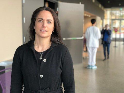 – Vi har blitt vant til å kaste oss rundt og stadig tilpasse oss ny informasjon, sier kommuneoverlege i Frogn, Merete Anine Nordaas Hvistendahl.