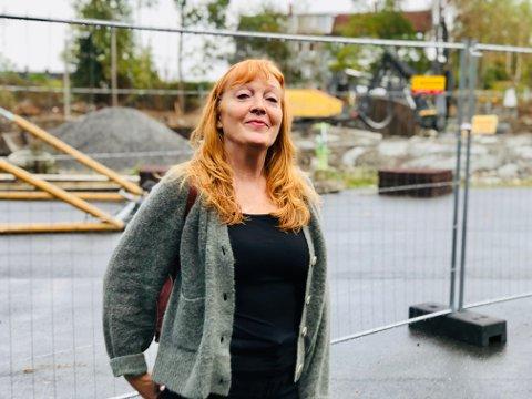 – Vi ønsker å påvirke og medvirke i kommunens planprosesser, sier Ruby Wikstrøm, svært fornøyd styreleder i Beboeraksjonen.