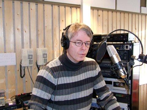 Andreas Reitan - redaktør i Nea radio