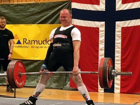 Geir Bedin, Røros Styrkeløftklubb