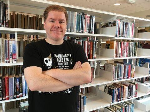 Ronny Bekken Larsen er Rødt Hedmarks førstekandidat til høsten.