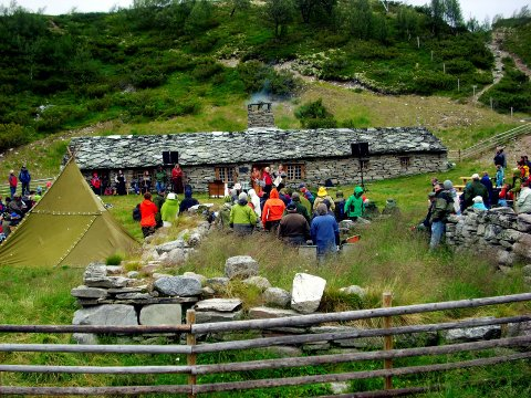 HISTORIEDAG: Torsdag 20. juli inviteres det til historiedag i Rausjødalen. Arkivfoto: Johannes Sundt
