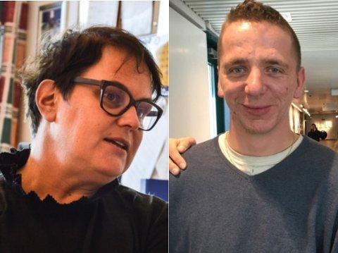 DEBATTEN: Tolga-ordfører Ragnhild Aashaug og Magnus Holøyen deltar begge i Debatten på NRK1 torsdag kveld.