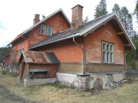 Barkald stasjon