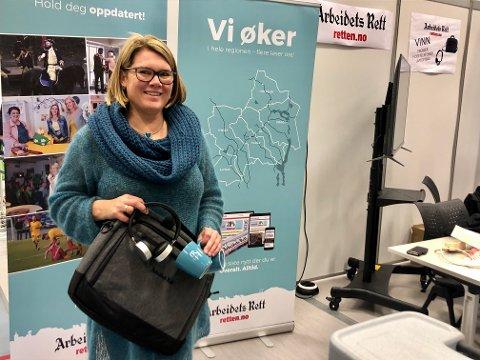 PREMIER: Beate Schjølberg har rettet besvarelser til den store gullmedalje og kåret vinnerne av helgas spørrekonkurranse.