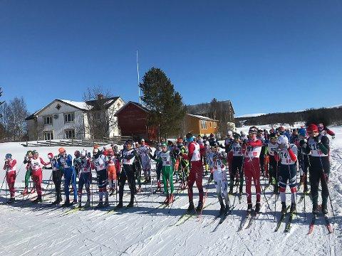En fantastisk dag i fjellet: Egebergrennet 2018 bød på knallfine forhold og sol fra start til mål. På grunn av korona blir årets arrangement endret.