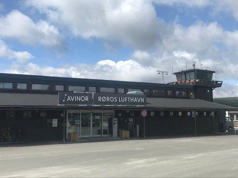 NY LEVERANDØR: Det var Air Leap som vant anbudet om å trafikkere på Røros lufthavn fra 1. april.