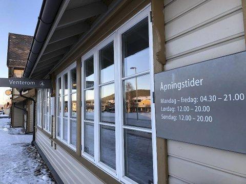BYTTES UT?: Bane NOR Eiendom vurderer å bygge nytt venterom.