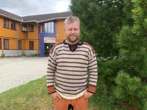 Tommy Vestøl, skogbruksrådgiver i Os, Holtålen og Røros.