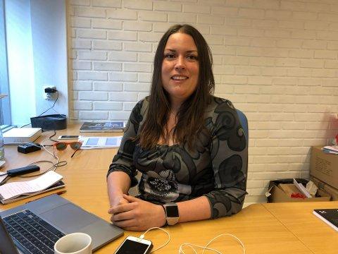 SMALAHOVE: Liv Maren Mæhre Vold, trønderen som har gjort tylldøl av seg, foretrekker smalahove foran sodd når hun skal velge sin favorittrett.