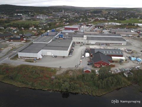 Næringseiendommen med adresse Osloveien 38 på Røros er solgt.