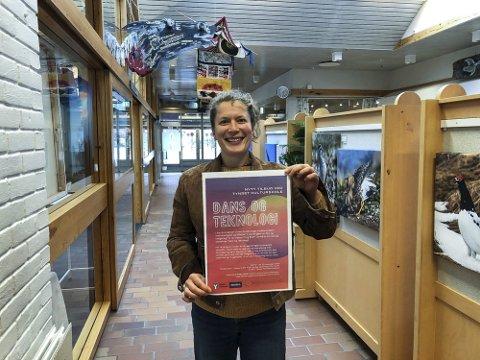 Dansekurs: Gunhild Nyaas har undervist i dans i kulturskoler i Nord-Østerdal. Nå vil hun bygge et større dansemiljø på Røros,