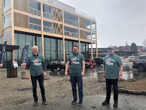 START HER: Oppfordringen fra «Tynset, den rurbane byen», Håkon Fiskvik, Bjørn Børresen og Jan Kåre Moan, er klar. Tynset torg er et møtested som må utvikles til det et bysentrum fortjener. Også resten av sentrum i byen Tynset må utvikle seg som en by skal være.