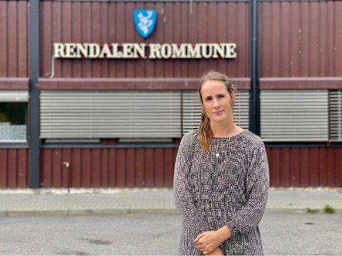 PREGET: Ordfører Linda Døsen er preget etter drukningsulykken.