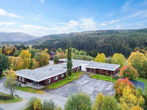 TO ÅR: I to år har St. Olavs prøvd å selge eiendommen i Haltdalen. Foto: Interiørfoto