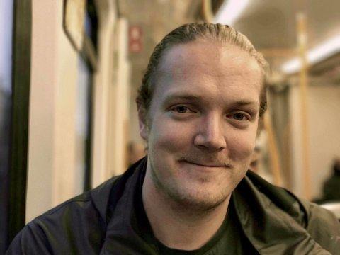 Regissør Petter Solberg Heum kommer til Kulturskolen i Ås på søndag for å arrangere audition for en ny kortfilm.