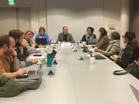 FLERTALL FOR ENDRING: Et flertall i Hovedutvalg for oppvekst og kultur (HOK) stemte for å endre skolekretsgrensen mellom Kroer og Rustad skoler. (Arkivfoto)  Foto: Solveig Wessel