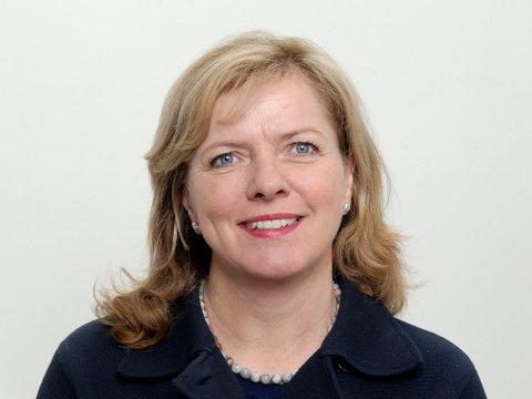 JOBBER FOR FLERE AVGANGER: Direktør for Jernbanedirektoratet Kirsti Slotsvik.