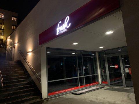 NYE EIERE: Fresh Fitness/Bare Trening i Ås sentrum.