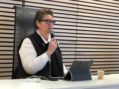 UNDER KONTROLL: Nordre Follo har fått smittesituasjonen under kontroll, mener ordfører Hanne Opdan.