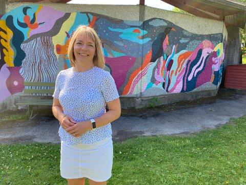 MØTER UNGE MED FORSTÅELSE: Ungdomsmentor Anne Marie Mork har lyst til å gi ungdom en bedre hverdag.