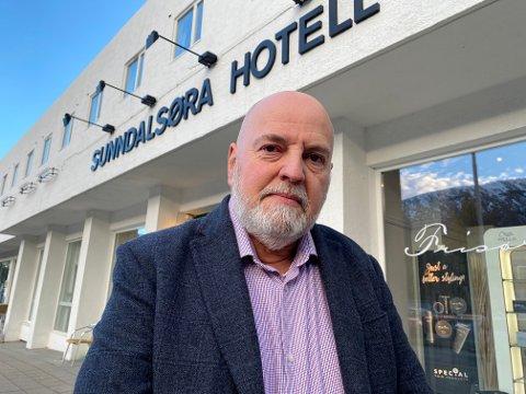 Tollak Johan Skogland har opprettet Skogholdt Hotelldrift AS.