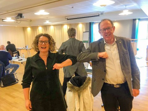 Malene Aaram Vike tar over ledervervet etter Lars Løseth i Todalsfjordprosjektet.