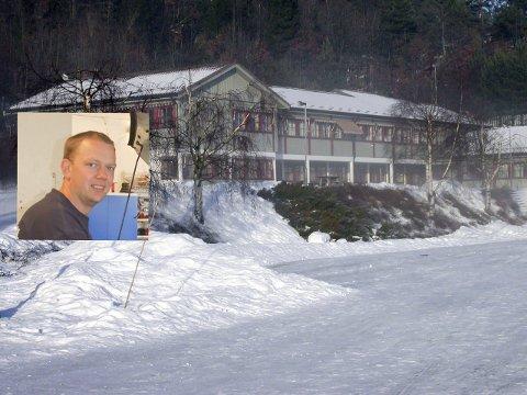 OFRET: Fiane skole var allerede dømt da rapporten forelå, sier leder for FAU på Fiane skole, Geir Ove Rogn (montert inn).Foto: arkiv