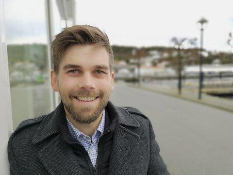 ESS I ERMET: Om politikerne sier ja til å redusere tomteprisene på industriområdet på Moland har næringssjef Bård Birkedal flere interessenter i ermet som kanskje ønsker å etablere seg der, fortelles det.