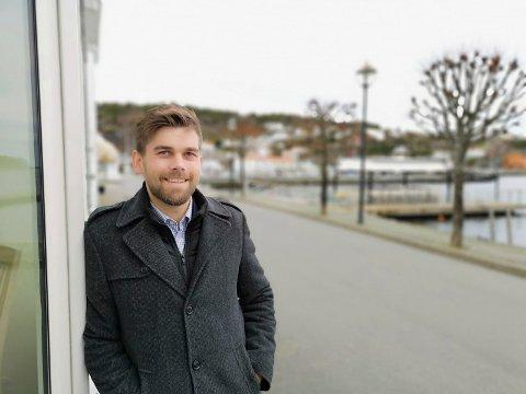 MØTE: Næringssjef Bård Birkedal har fått Telenor i tale og møter telegiganten til møte på mandag.