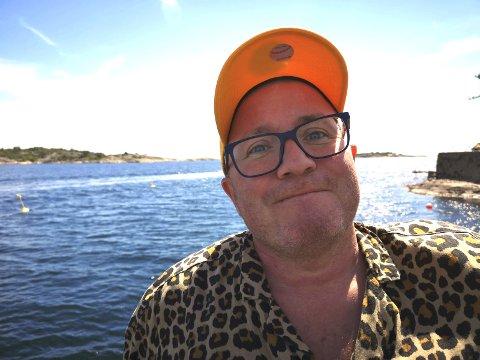 STANGHOLMEN-GENERAL:  Per Sundnes skal lede årets Stangholmen LIVE – igjen. – I år er det det beste programmet jeg noen gang har sett.Foto: HPB