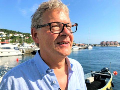 VIL SATSE: Generalsekretær i Pensjonistforbundet, Harald Olimb Norman tar et oppgjør med holdningen han mener mange har til eldre. -Vi må satse på de eldre, ikke prøve å bli kvitt dem fordi vi kun tror de koster oss penger, sier han.