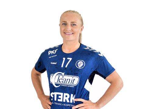 LEGGER OPP: 2019/20-sesongen ble  den siste for Guro Lundtveit Svennevig på toppnivå. De fire siste sesongene har hun spilt i Eliteserien for Gjerpen og Oppsal.
