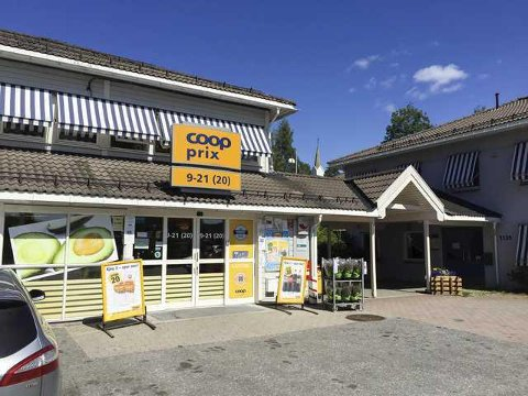 Kjøpeutbyttet for Coop Prix i Gjerstad var på 374 715 kroner i fjor. Nå skal butikken oppgraderes.