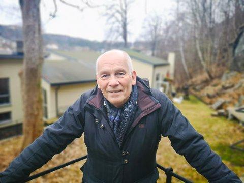 AVLYST FESTIVAL: Kristofer Torkildsen er tvunget til å avlyse Sound of Risør i 2020 på grunn av koronaviruset.