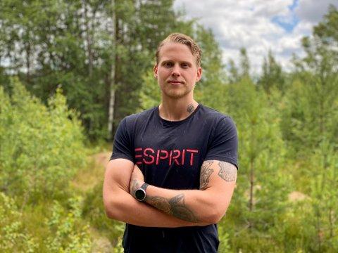 Sander Brendalsmo Salte (22) fra Gjerstad