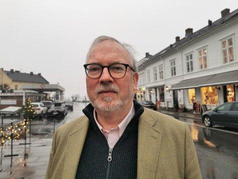 Ordfører Per Kristian Lunden er glad for at de fleste takker ja til vaksinen.