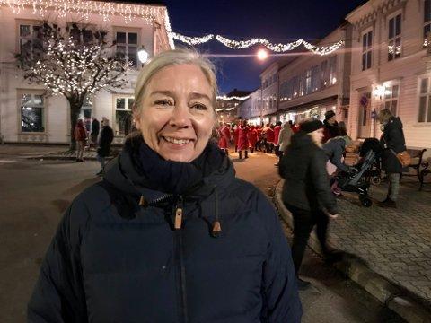 Mona Rhein har startet seslkapet Mhr AS, som blant annet skal drive med konsulentvirksomhet. Arkivfoto: Iver Sørdahl