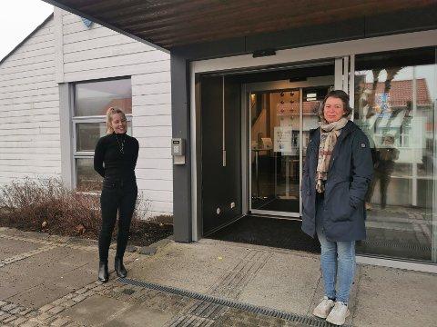 Konstituert kultursjef Ågot Bugge og leder av kulturutvalget Tove Hansen forteller at fondet som er opprettet skal bidra til å øke kulturaktiviteten i en vanskelig tid for kulturlivet.