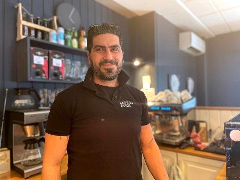 Sarmad Al-Qaisi har overtatt som daglig leder og styreleder ved Bankplassen