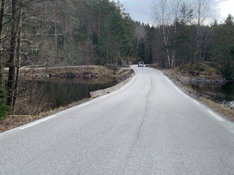 En mann fra Risør ble tatt for promillekjøring på Helleveien i Kragerø. Illustrasjonsfoto: Espen Solberg Nilsen