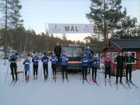 Gjerstad idrettslag, her på ski på Kleivvan, ser frem til et fullverdig skianlegg på Vestøl. Men, før det er det litt som må ordnes opp i.