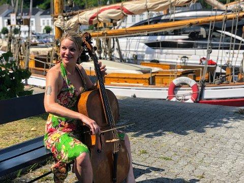 Henrikke Gjermundsen Rynning opptrer på noen av helgas konserter under RisørVibber.