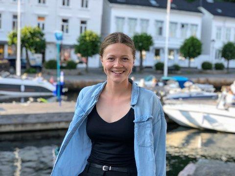 Magnhild Konnestad (23) mener det er viktig at barn skal få oppleve kunst og kultur.
