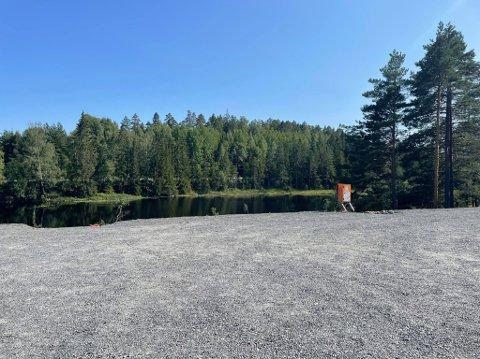 Til tross for mange fulle bobilparkeringer og campinger rundt om i landet, er det ikke alle som vet om bobilparkeringa på Brokelandsheia enda.