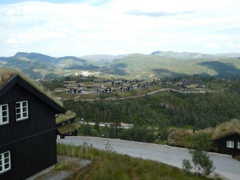 ØVRE SIRDAL: Områdene rundt Sinnes er et av stedene i Norge der hytte-tettheten har økt mest de seneste årene.