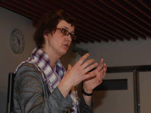 YTRING: Kari Henriksen, Arbeiderpartiet.